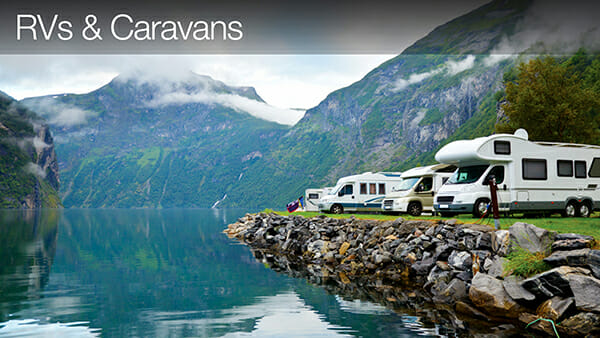 Ca Clase RV and Caravans Section web