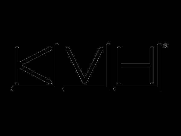 kvh logo