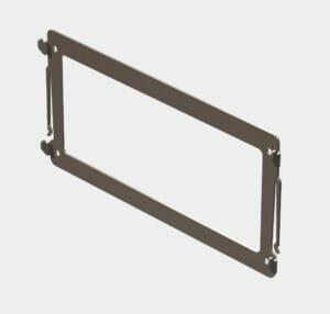 lars thran lt-3100s flush mount bracket