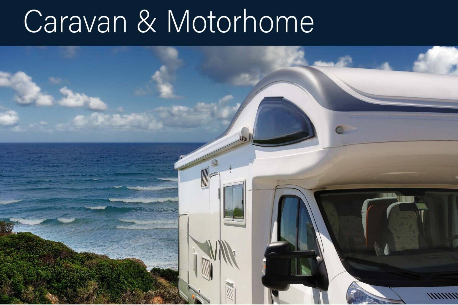 caravan & motorhome home