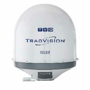 kvh tracvision tv10