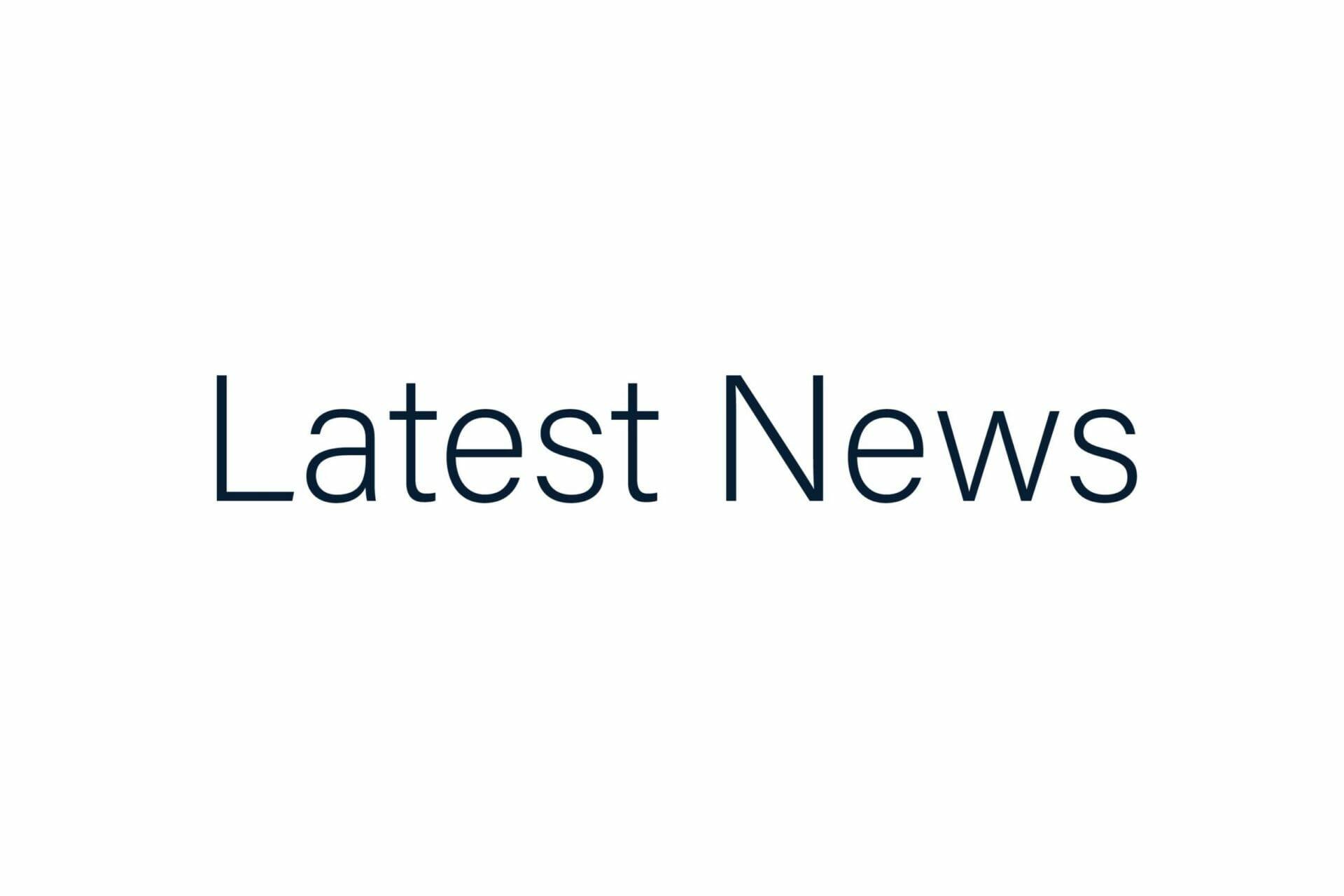 latest news home