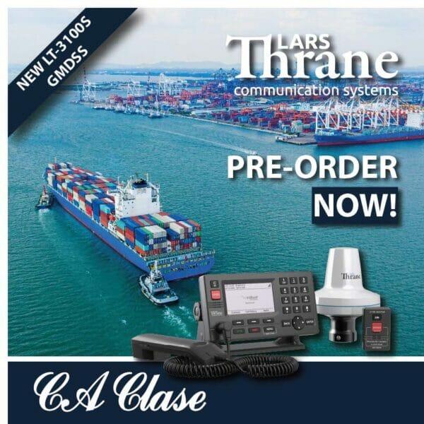 lars thrane lt-3100s showcase