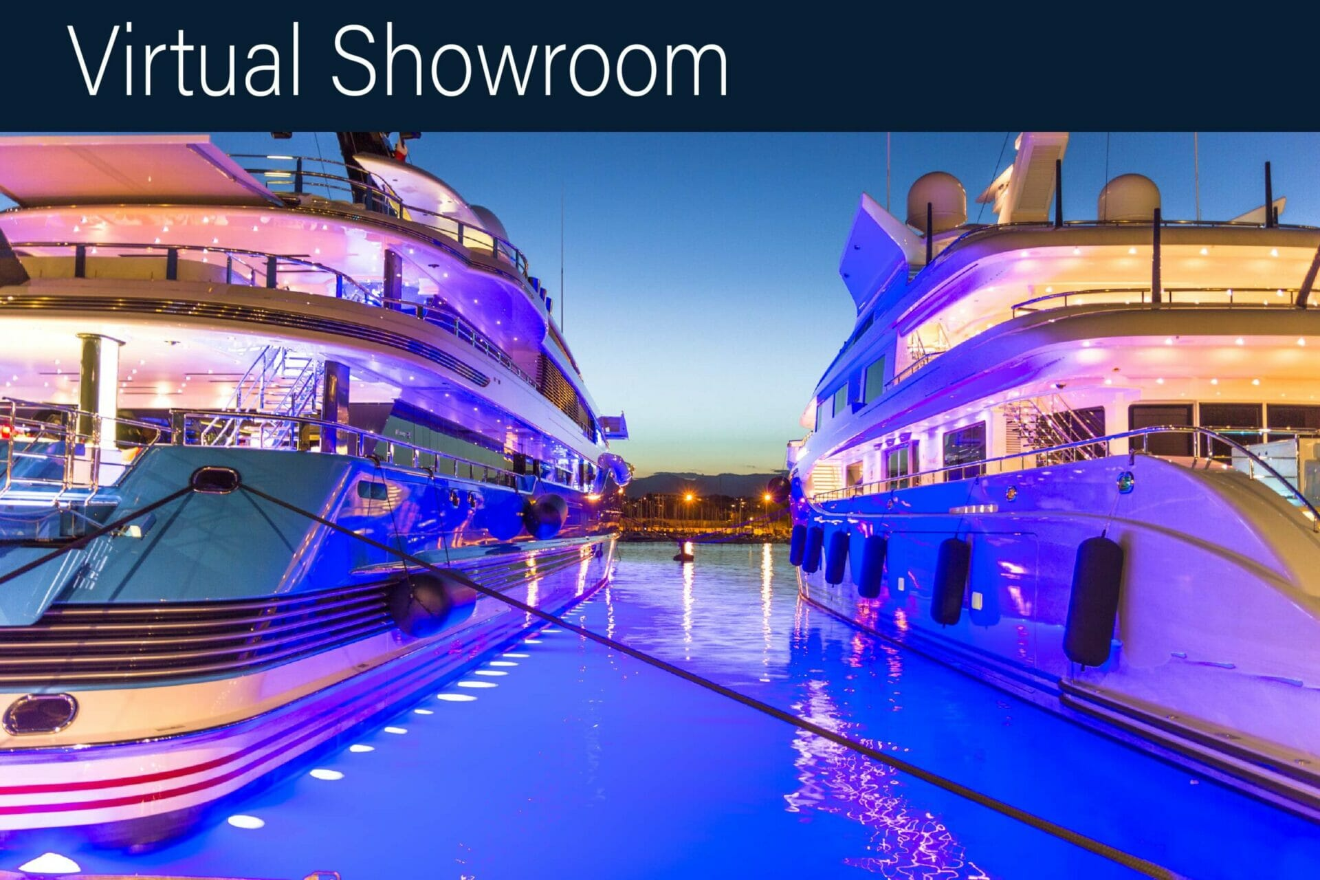 virtual showroom home