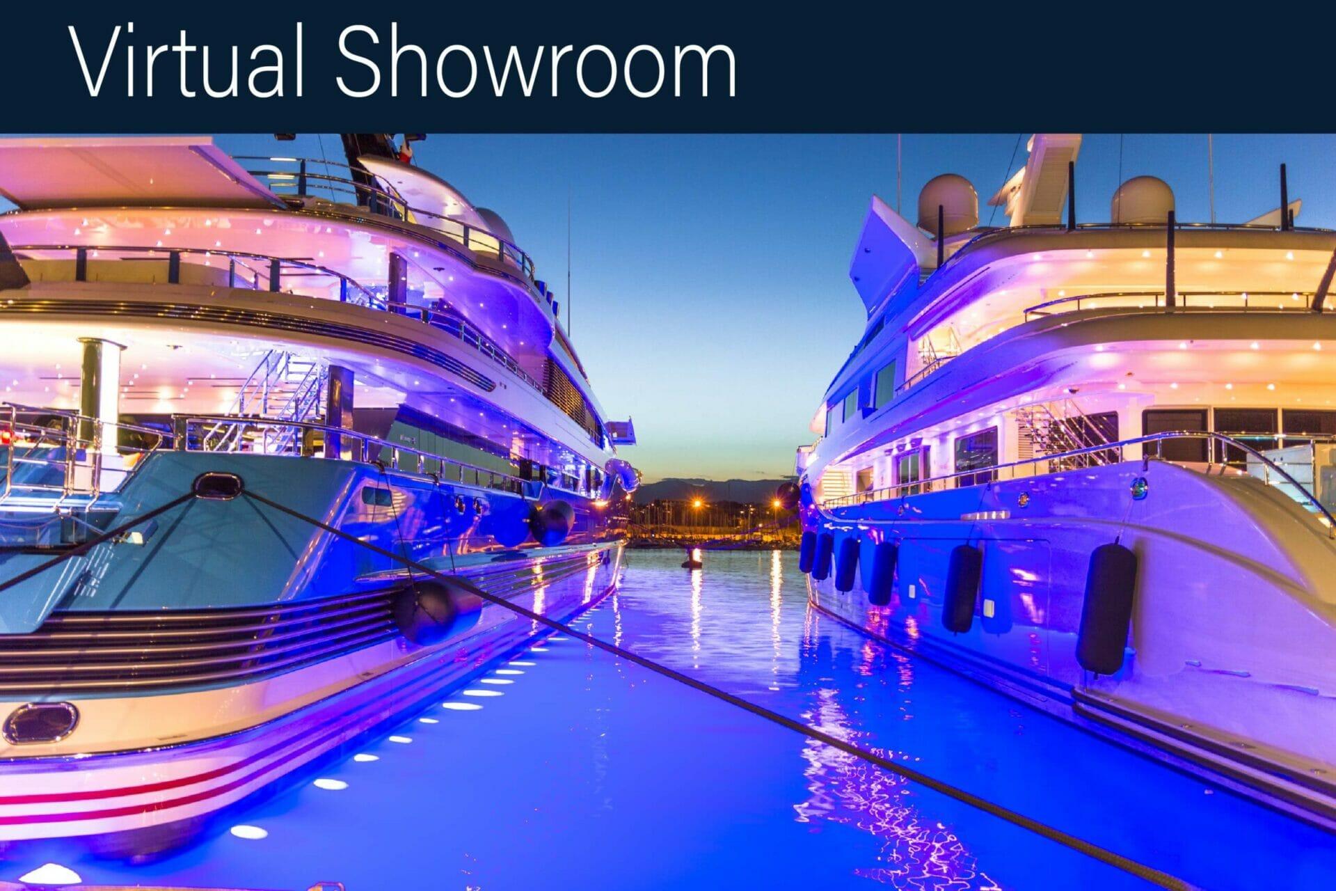 virtual showroom home