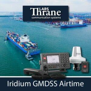 iridium gmdss airtime