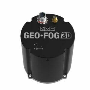 kvh geo fog 3d inertial navigation system