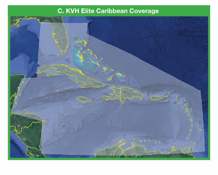 kvh elite caribbean