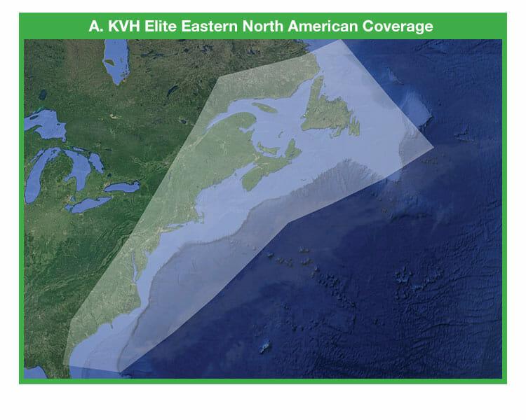 kvh elite north america