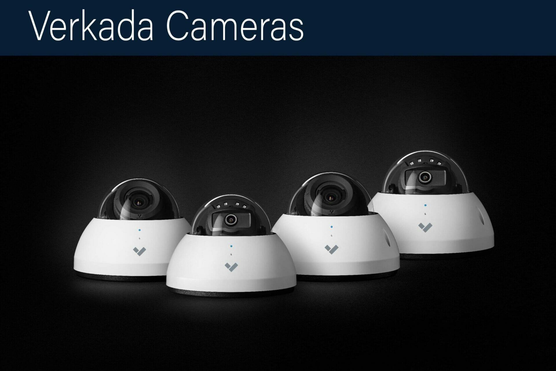 verkada cameras home button